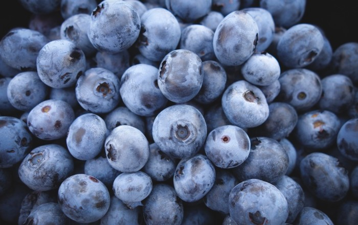 healthy blueberry ice cream recipe
