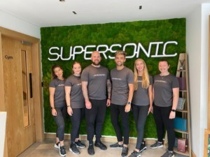 supersonic fitness team